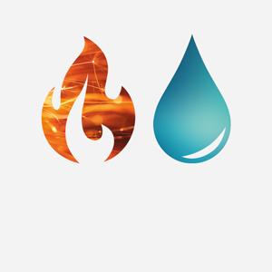 Wasser-, Feuerschutzkassetten